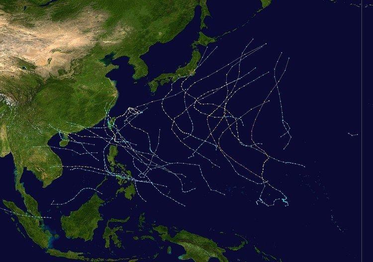2001 Pacific typhoon season