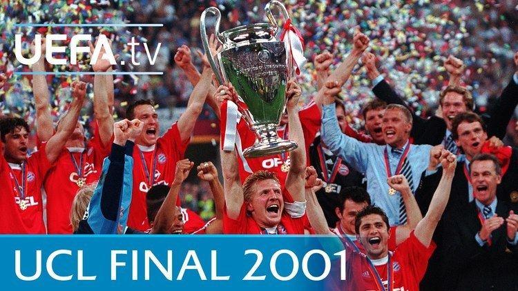 2001 UEFA Champions League Final Bayern v Valencia 2001 UEFA Champions League final highlights YouTube
