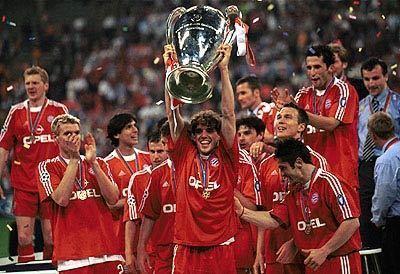 2001 UEFA Champions League Final 2001 UEFA Champions League Final 23 May 2001 San Siro Milan
