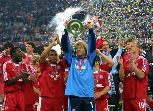 2001 UEFA Champions League Final Champions League Football Republik