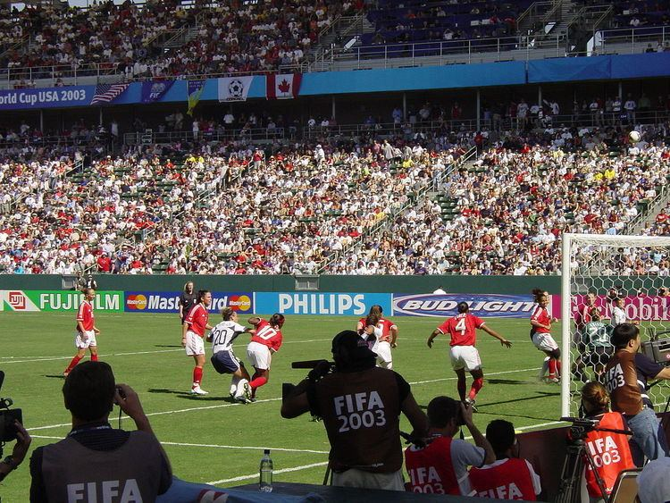 2003 FIFA Women's World Cup knockout stage