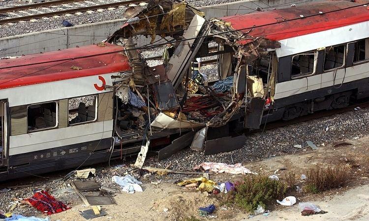 2004 Madrid train bombings 311 Madrid Spain Train Bombings 2004 The Black Vault
