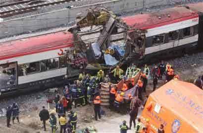 2004 Madrid train bombings Terrorist Attacks 2004 Madrid Train Bombings