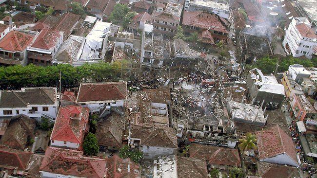 2005 Bali bombings - Alchetron, The Free Social Encyclopedia