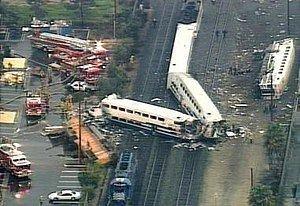 2005 Glendale train crash httpsuploadwikimediaorgwikipediaenthumbc