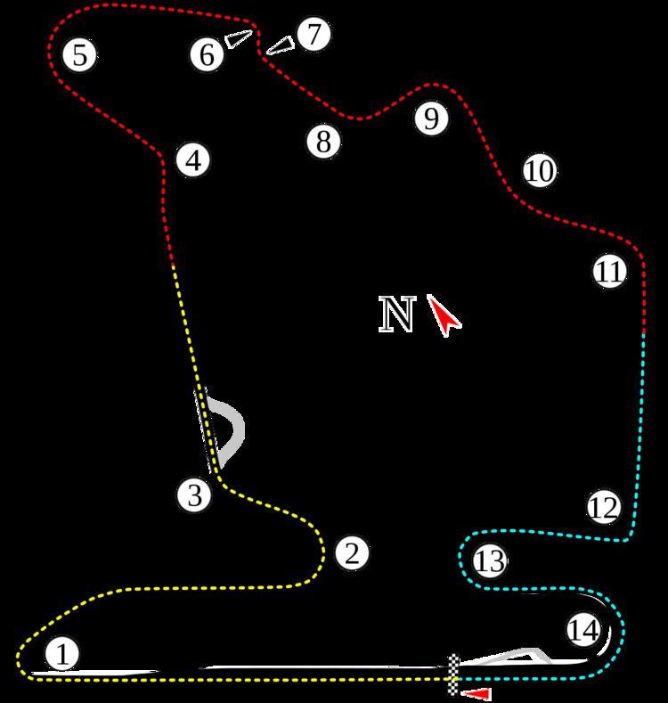 2005 Hungaroring GP2 Series round