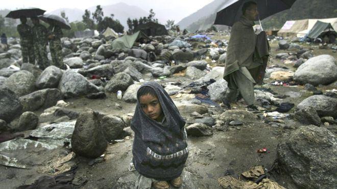 2005 Kashmir earthquake Kashmir earthquake Broken city broken promises BBC News