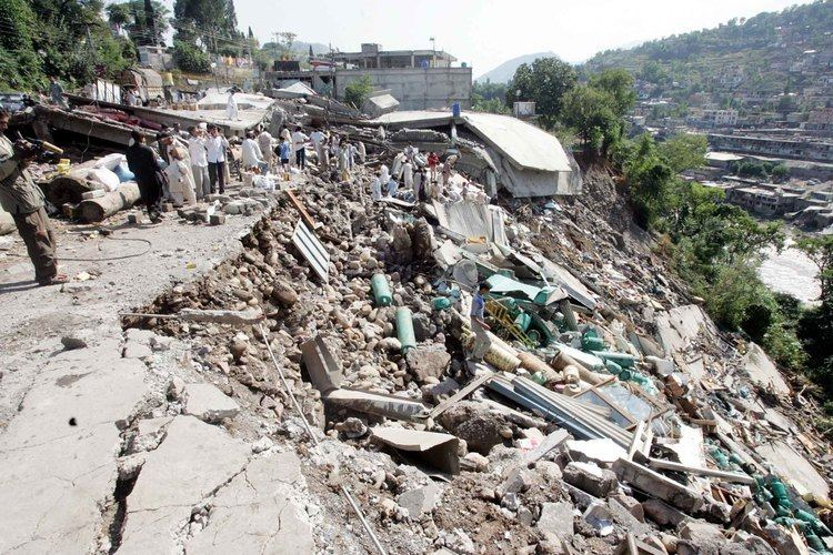 human impact of kashmir earthquake of The kashmir earthquake a double tragedy the disaster in kashmir is a terrible waste, both of human life and of a chance for reconciliation oct 13th 2005.
