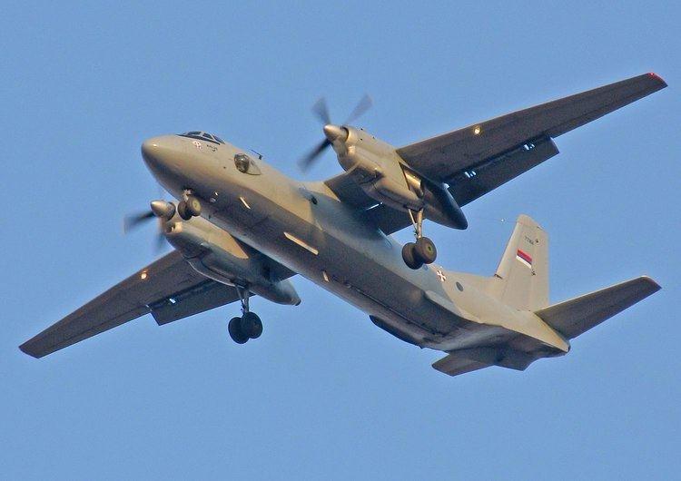 2005 Kavatshi Airlines Antonov An-26B crash