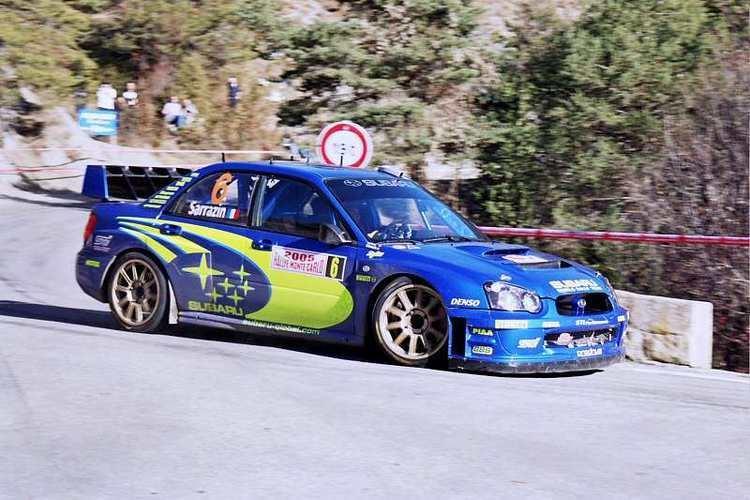 2005 Monte Carlo Rally