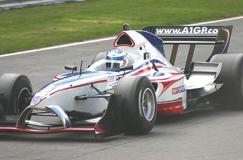 2005–06 A1 Grand Prix of Nations, Great Britain