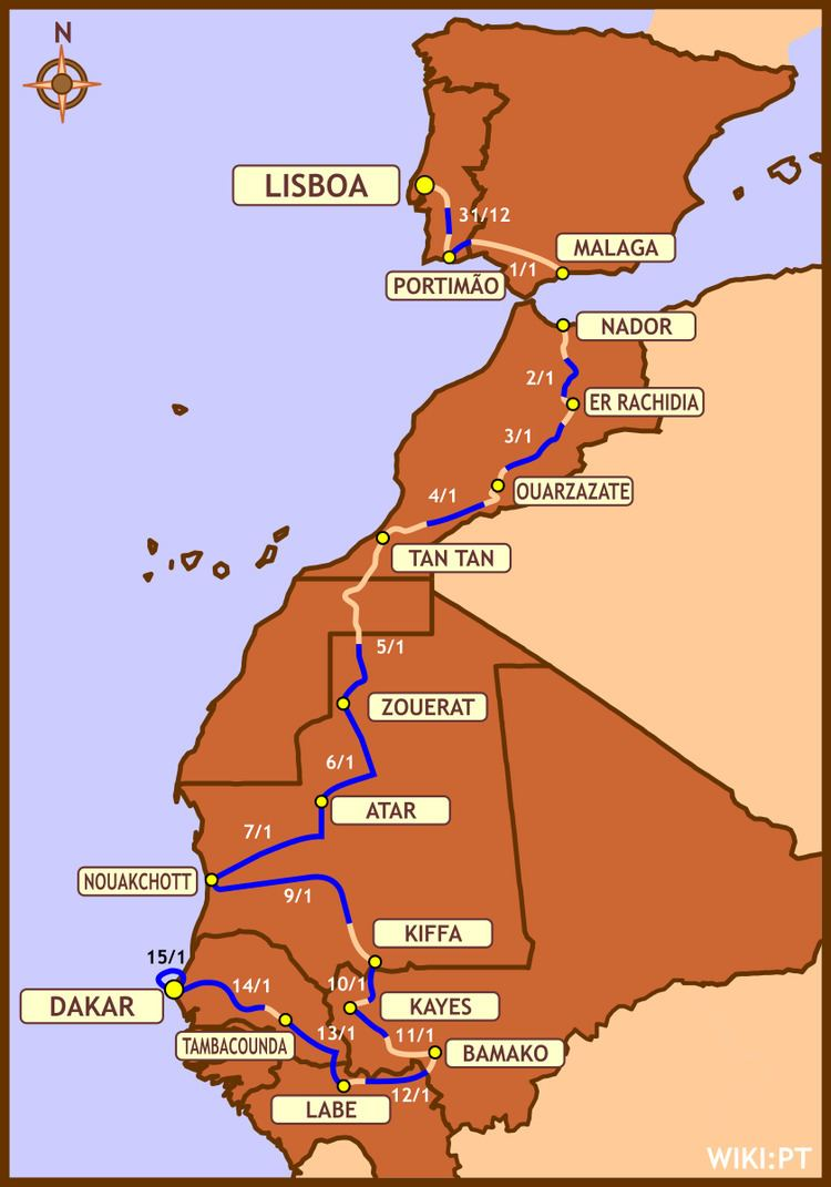 2006 Dakar Rally