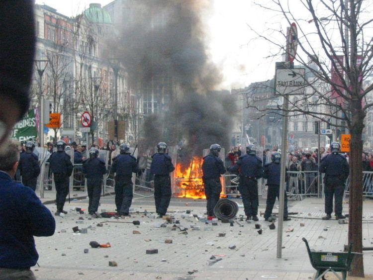 2006 Dublin riots