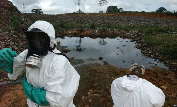 2006 Ivory Coast toxic waste dump Ivory Coast Toxic Waste Victims Still Await Payments