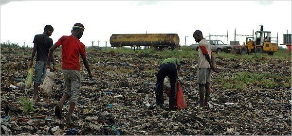 2006 Ivory Coast toxic waste dump Neglect and Fraud Blamed for Toxic Dumping in Ivory Coast The New