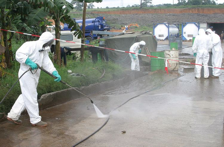2006 Ivory Coast toxic waste dump Anglo Dutch firm urged to spill beans on toxic dumping