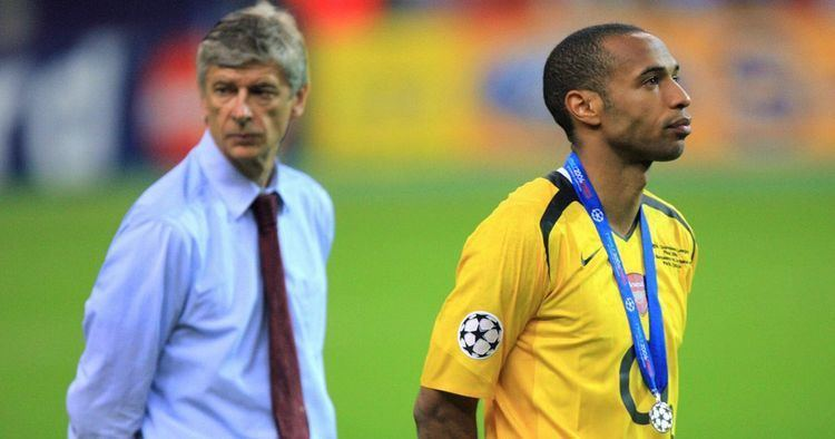 2006 UEFA Champions League Final Why Barcelona aren39t distraught with drawing Arsenal in the