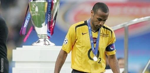 2006 UEFA Champions League Final A PAINFUL REVIEW ARSENAL39S 2006 CHAMPIONS LEAGUE RUN A DECADE LATER