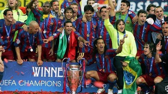 2006 UEFA Champions League Final UEFA Champions League 200506 History UEFAcom