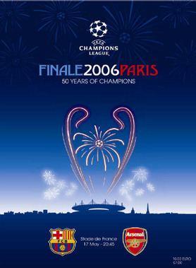 2006 UEFA Champions League Final 2006 UEFA Champions League Final Wikipedia