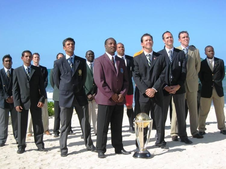 2007 Cricket World Cup statistics