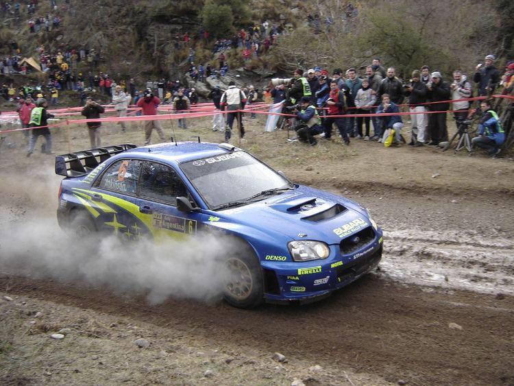 2007 Rally Argentina
