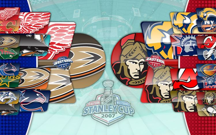 2007 Stanley Cup Finals 2007 Stanley Cup Finals Anaheim Ducks vs Ottawa Senators Flickr