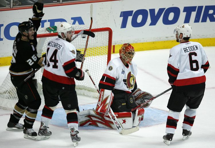 2007 Stanley Cup Finals 5 Late And Really Late Ducks Playoff GameWinners CBS Los Angeles