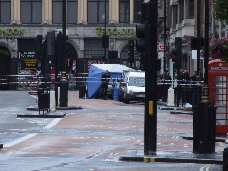 2007 UK terrorist incidents