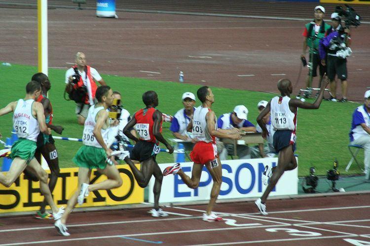 2007 World Championships in Athletics – Men's 1500 metres