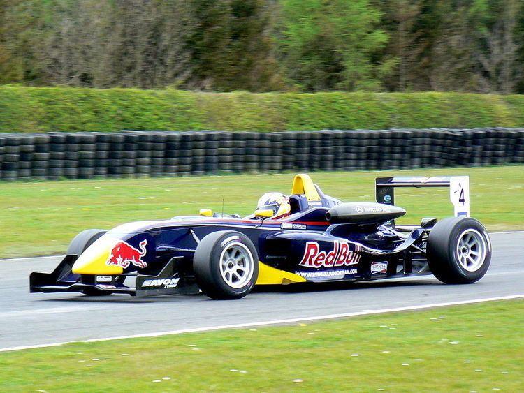 2008 British Formula Three Championship