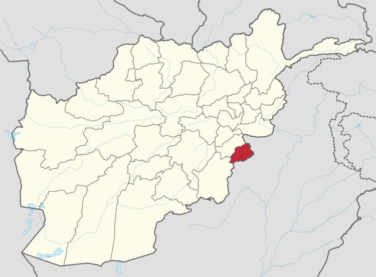 2008 Khost suicide bombing