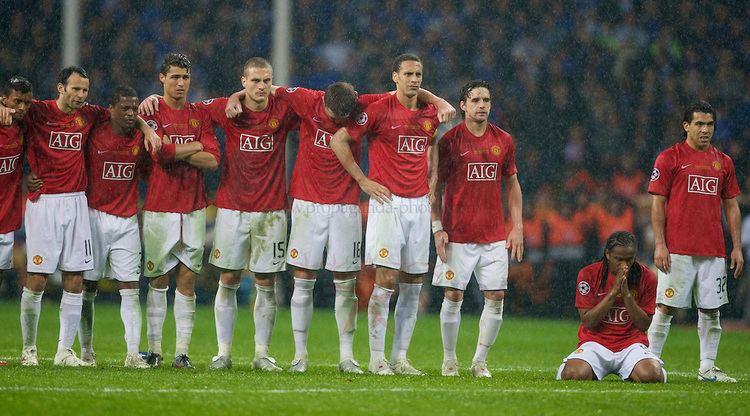 2008 UEFA Champions League Final European Football UEFA Champions League Final MD13 Manchester