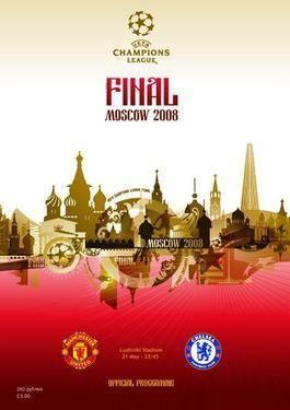 2008 UEFA Champions League Final 2008 UEFA Champions League Final Wikipedia