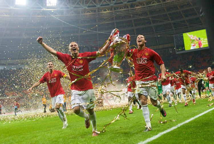2008 UEFA Champions League Final European Football UEFA Champions League Final MD13 Manchester