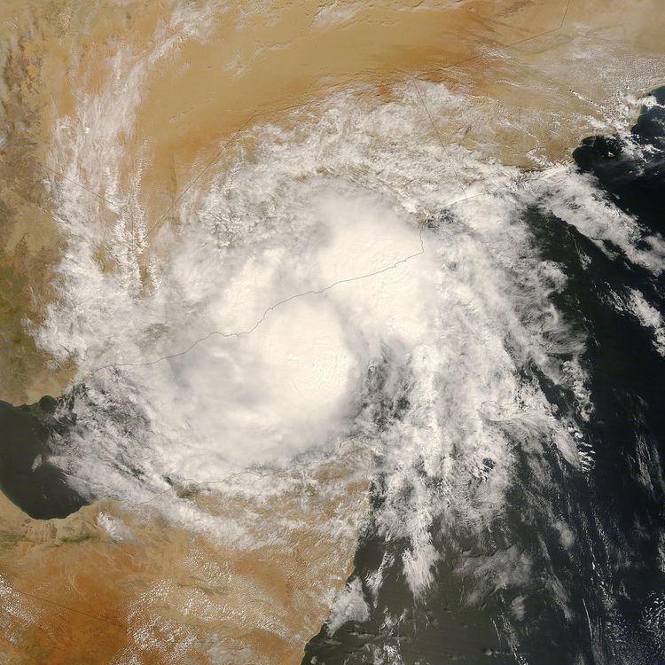 2008 Yemen cyclone