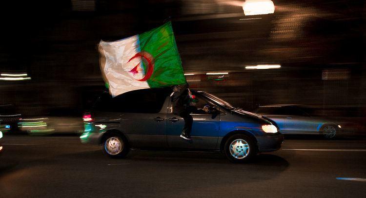 2009 Egypt v Algeria football matches