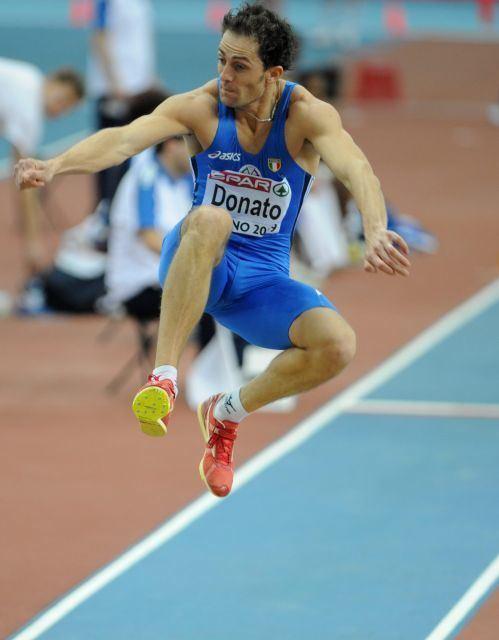 2009 European Athletics Indoor Championships – Men's triple jump