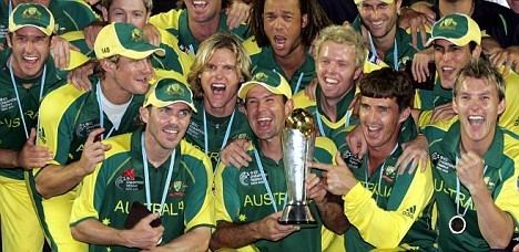 2009 ICC Champions Trophy South Africa To Host In The Autumn Daily Mail Online