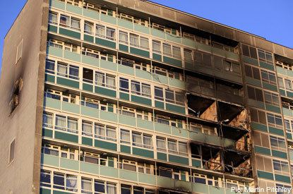 2009 Lakanal House tower block fire Inside Wolverhampton Homes Stay Safe Stay Put
