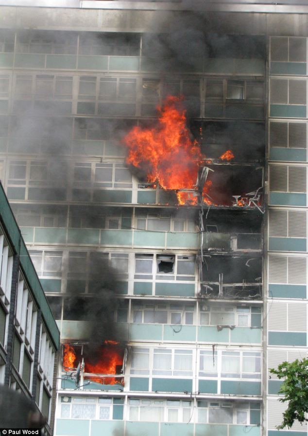 2009 Lakanal House tower block fire Lakanal House fire 39Numerous opportunities39 were missed to carry