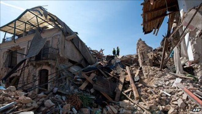 2009 L'Aquila earthquake Italy scientists on trial over L39Aquila earthquake BBC News