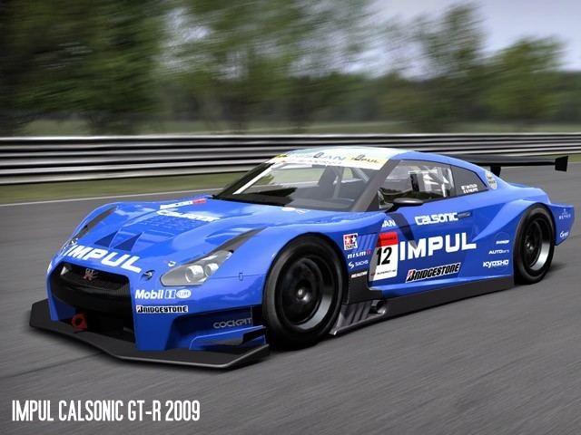2009 Super GT Series wwwnogripracingcomfilesscreens200912full65