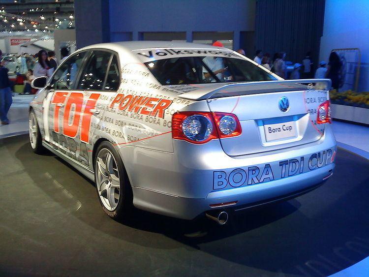 2009 Volkswagen Jetta TDI Cup