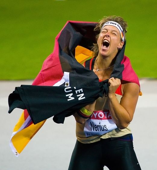2009 World Championships in Athletics – Women's javelin throw