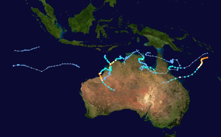 2009–10 Australian region cyclone season