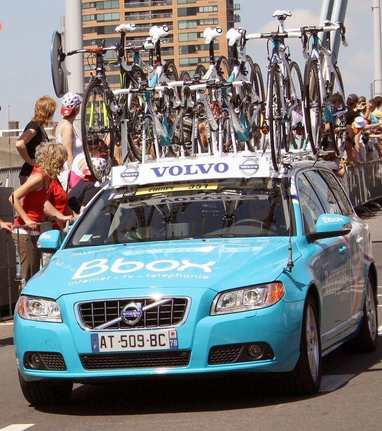 2010 Bbox Bouygues Telecom season