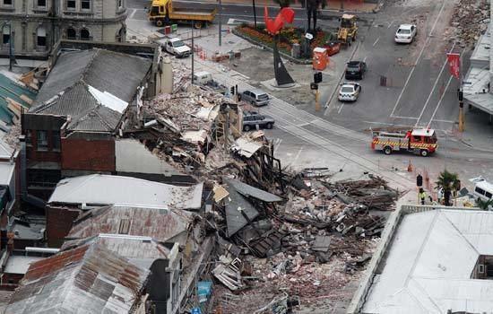 2010 Canterbury earthquake Christchurch earthquakes of 201011 New Zealand Britannicacom