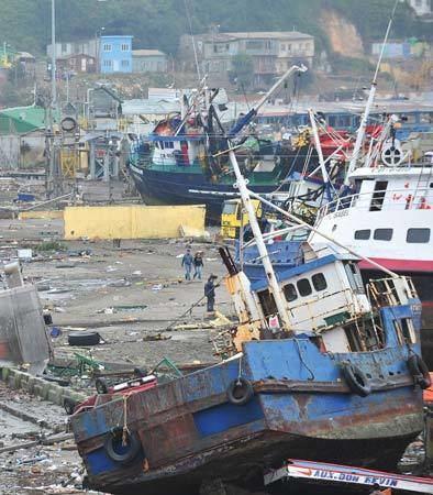 2010 Chile earthquake Chile earthquake of 2010 Britannicacom