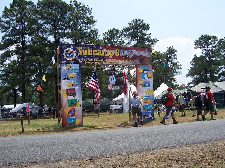 2010 National Scout Jamboree